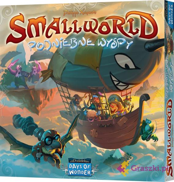 Small World: Podniebne Wyspy | Rebel